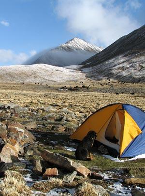 Trek a Alpinismo