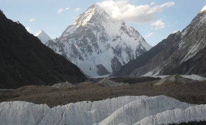 K2 trekking Pakistan