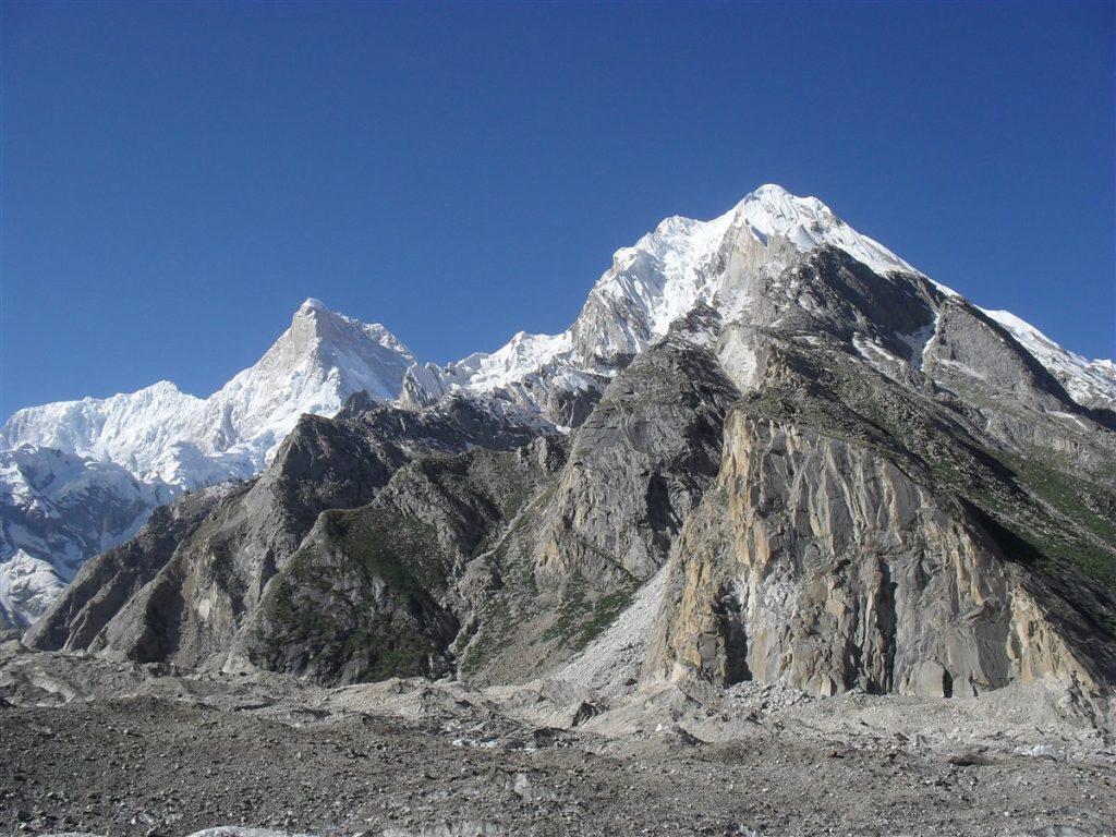 Pakistan trekking al k2